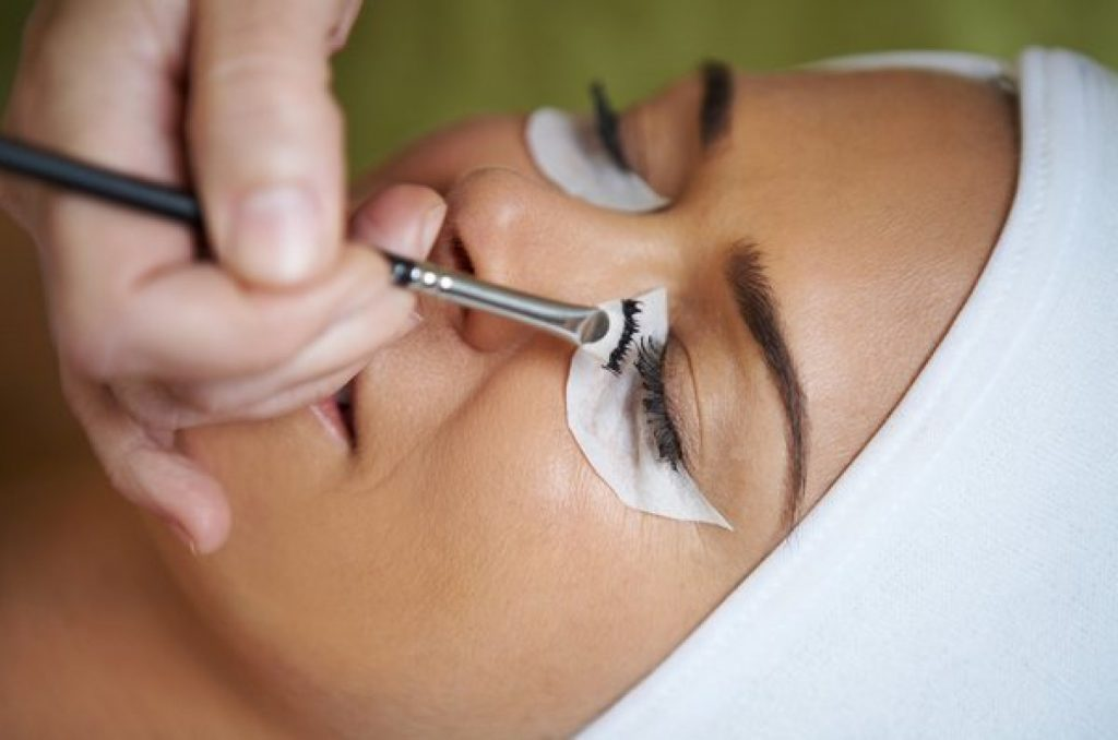 K'Mich Weddings - wedding planning - eyebrows and eyelashes